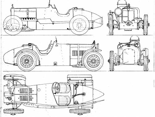 race car tube chassis blueprints