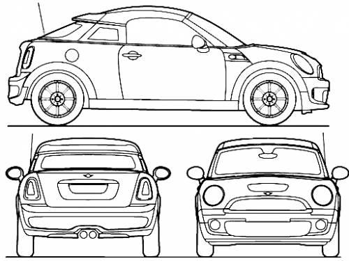 Blueprints gt Cars gt Mini gt Mini