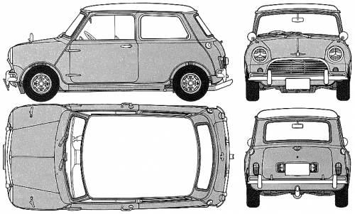 Morris Mini Cooper S 1275 (1964)