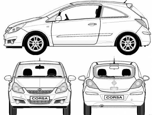 Opel Corsa Utility Sport. Recent chevrolet corsa utility
