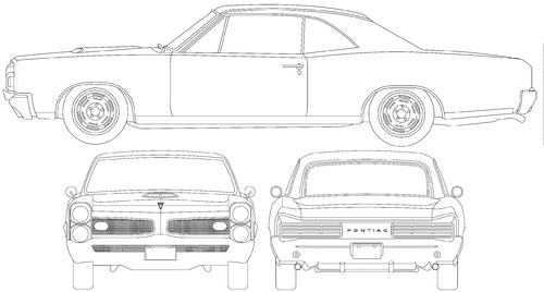list of synonyms and antonyms of the word  blueprints 1965 gto