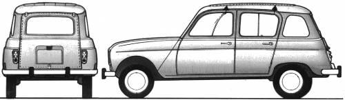 Renault 4 (1980)