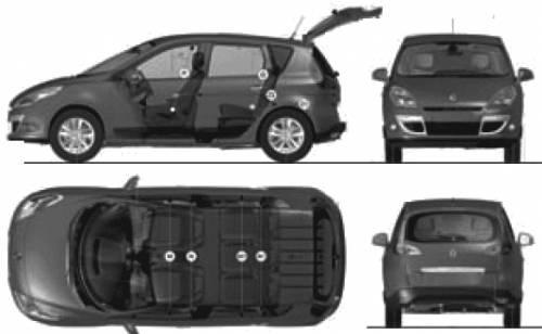 Renault Scenic (2009)