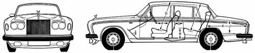 Rolls-Royce Silver Shadow (1981)