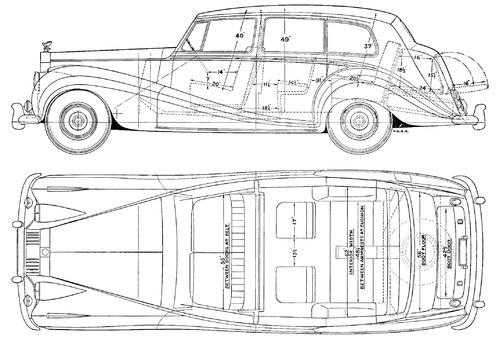 Rolls Royce Wraith Dimensions Rolls-royce Silver Wraith