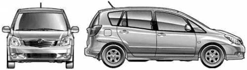 the-blueprints - blueprints > cars > toyota > toyota corolla