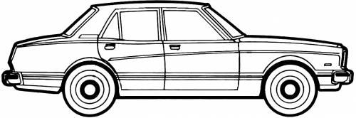 Toyota Cresida (1977)