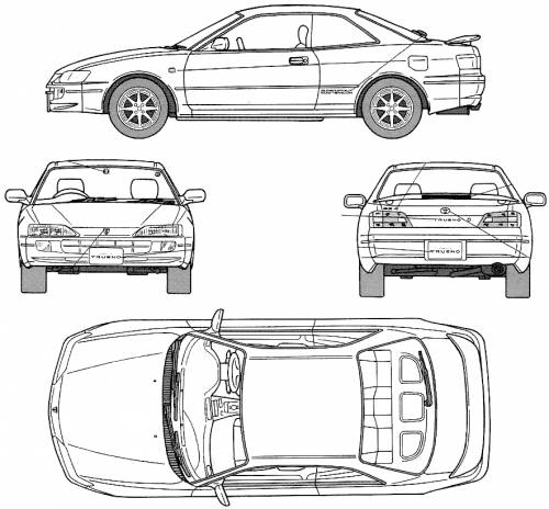 the blueprints cars toyota toyota. Black Bedroom Furniture Sets. Home Design Ideas