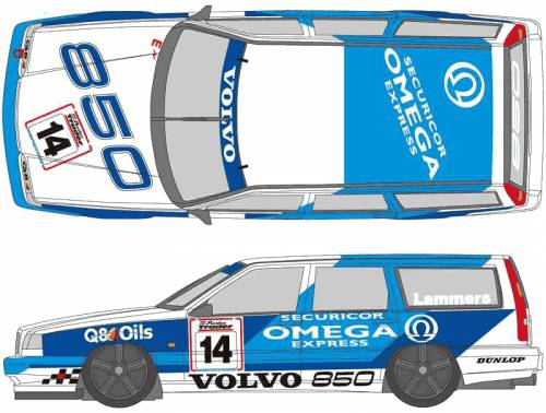 Volvo 850 Estate (1994)
