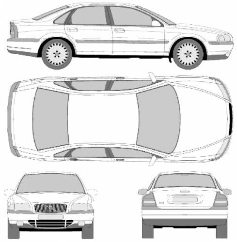 Volvo S80 (2001)