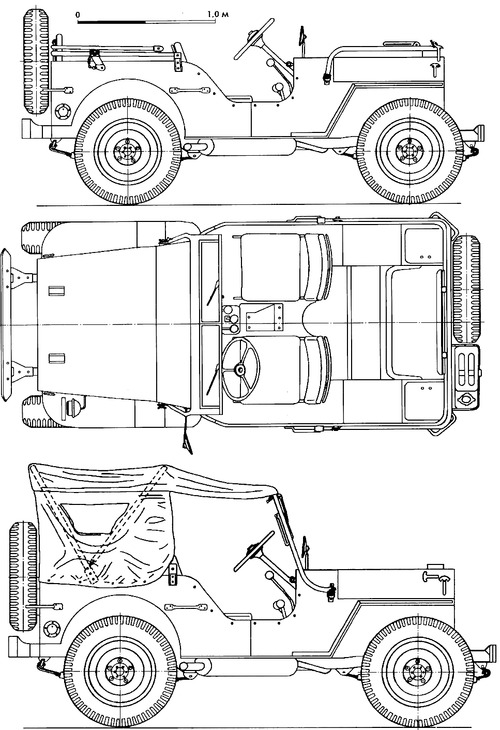 blueprints  u0026gt  cars  u0026gt  willys  u0026gt  willys jeep mb  1942