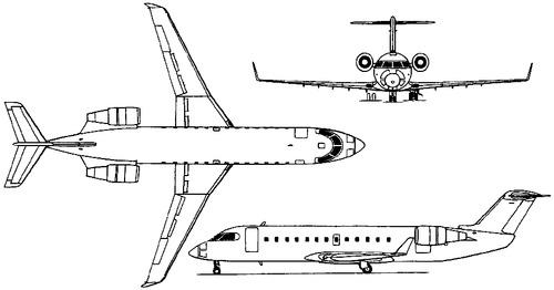 Arr Crj 200lr Lufthansa Cityline D Aclz C N 7121