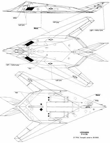 military aircraft schematics with Lockheed F 117 Nighhawk on Cae Level D Crj 200700900 Simulator further Lhx Pics further Uss Enterprise Cvn 65 further Page11 moreover Lockheed F 117 Nighhawk.