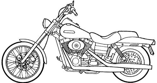blueprints  u0026gt  motorcycles  u0026gt  harley
