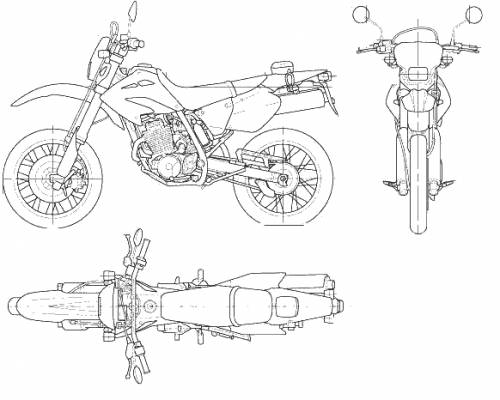 Motorbike Forum: honda xr400