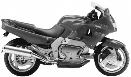 Yamaha GTS1000 (1993)