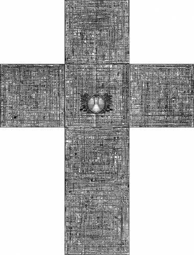 Queen's Cube (Borg Cube)