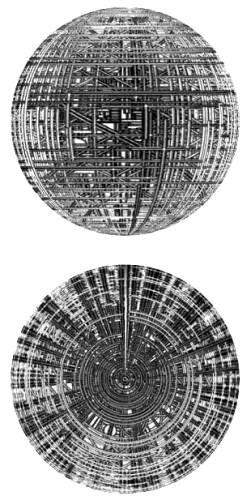 Standard & Queen's Sphere (Borg Sphere)