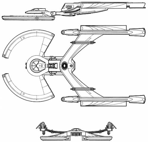 Eleusis Upgrade (NCC-1018)