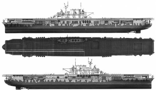 电影《珍珠港》里面的CV-8大黄蜂好像不对吧求鉴定