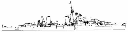 HMS Argonaut (AA cruiser) (1942)