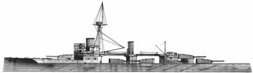 HMS Colosous (Battlecruiser) (1915)