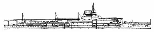 HMS Courageous (Aircraft Carrier)
