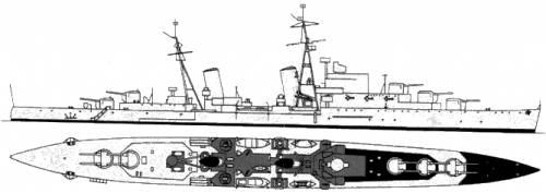 HMS Dido (1942)