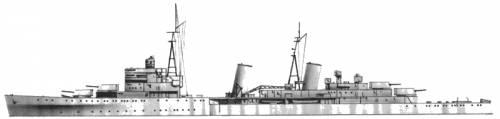 HMS Edinburgh (1940)