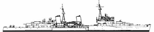 HMS Edinburgh (1941)