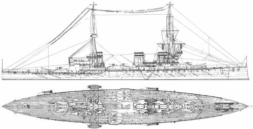 HMS Invincible (Battlecruiser) (1914)