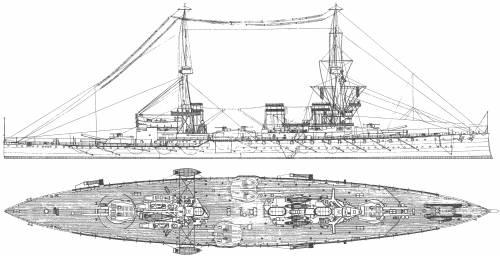 HMS Invincible (Battlecruiser) (1914)