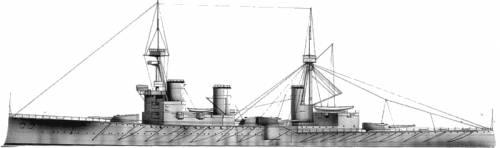 HMS Invincible (Battlecruiser) (1916)