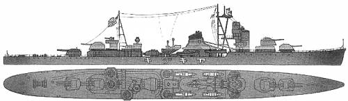 IJN Akizuki (Destroyer)