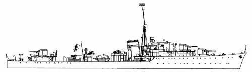 HMS Marne (Destroyer) (1942)