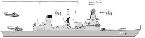 Aus DDG Type 46 AU