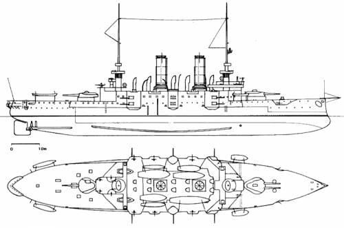 KuK Habsburg (Battleship)