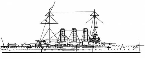KuK Sankt Georg (Battleship) (1905)
