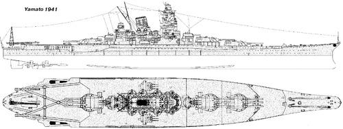 Blueprints > Ships > Ships (Japan) > IJN Yamato (Battleship