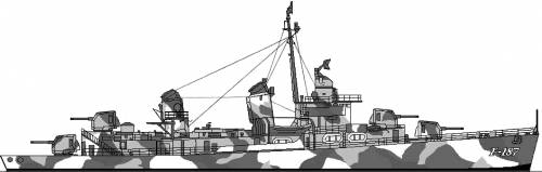 The-Blueprints.com - Blueprints > Ships > Ships (UK) > HMS ...