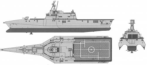 USS LCS-2 Independence