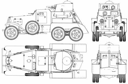 blueprints  u0026gt  tanks  u0026gt  tanks b  u0026gt  bai armored car  on ford