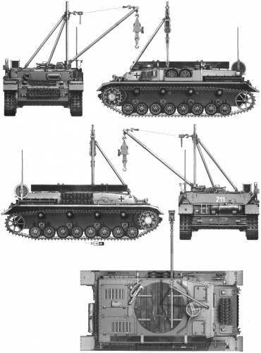 Bergepanzer IV