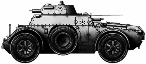 The-Blueprints.com - Blueprints > Tanks > Tanks F > Fiat SPA AS.40
