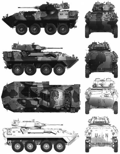 IN 0535 EDITION C LESSON 2 LIGHT ARMORED VEHICLE IDENTIFICATION