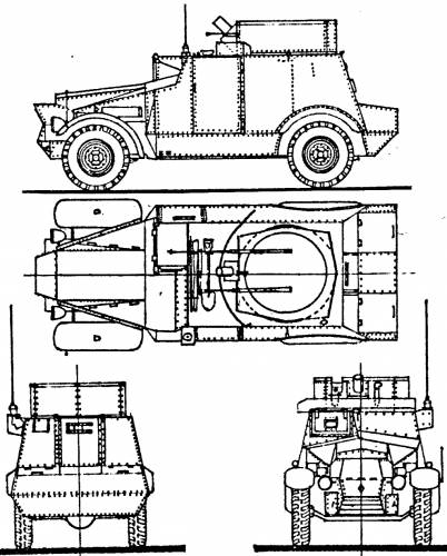Artillery Tanks And Vehicles 1940