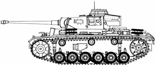 Panzer Iii Drawing so This Drawing is Wrong