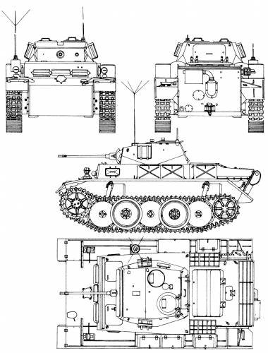 Sd.Kfz. 123 Pz.Kpfw.II Ausf.L Luchs