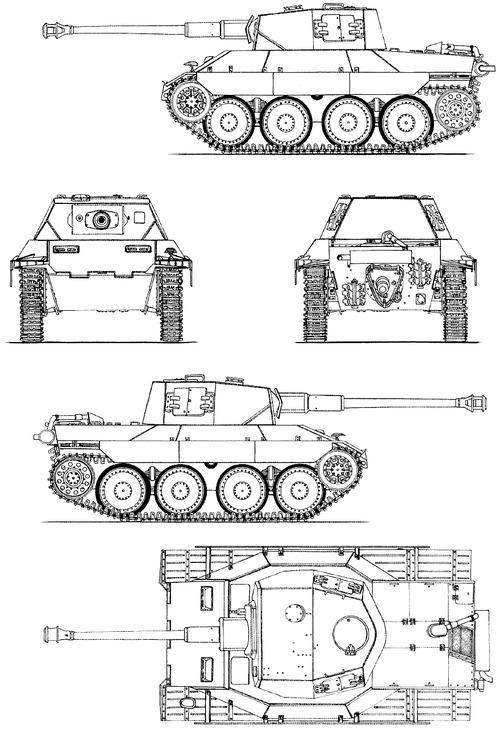 Blueprints > Tanks > WW2 Tanks...