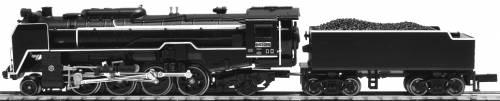 JNR D52-1